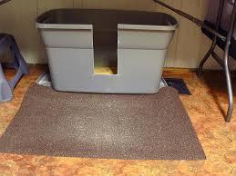 Storage Container Litter Box