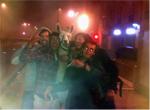 Drunk Teens with Llama