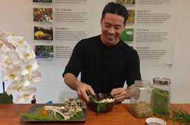 Marc Ching Cooking