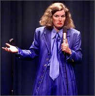 Paula Poundstone on stage.661