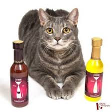 Cat With Pet Wines