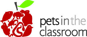 Pets In The Classroom Logo
