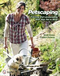 Petscaping With Your Pet In Mind book cover
