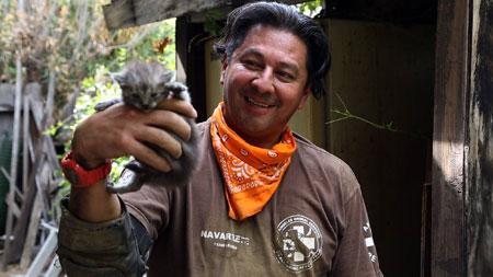 Armando Navarrese is on Animal Radio
