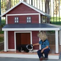 Bow Wow Doghouses