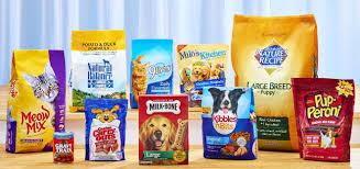 Another Pet Food Merger