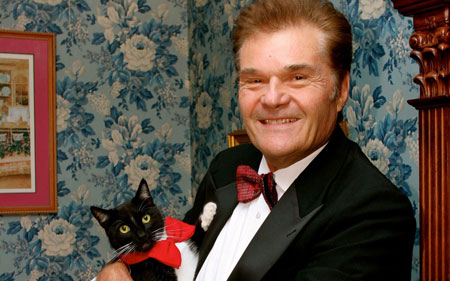 Fred Willard is back on Animal Radio