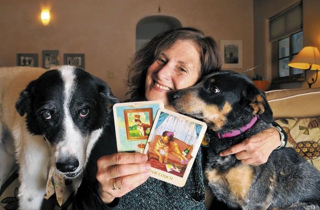 Dog Tarot Cards