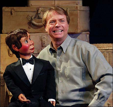 SOAPs Ventriloquist Jay Johnson is on Animal Radio