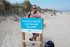 Olaf Danielson Nude Birder is on Animal Radio