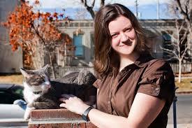 Sarah TImms is on Animal Radio